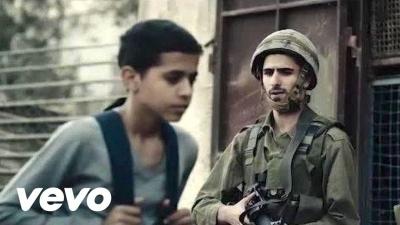 Calle 13 realiza un videoclip en Palestina